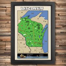 Riot Fest Chicago Map by Wisconsin Super Mario Map Some Chicago Improvisor