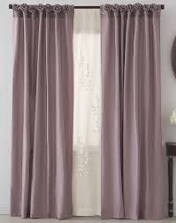 Lavender Drapery Panels Dkny Rosette Window Curtain Panel Curtainworks Com