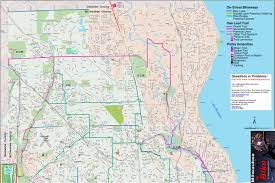 Wisconsin City Map by Interurban Trail Ozaukee County Wi Official Website