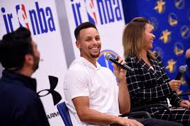 stephen curry mother sonya help launch new jr nba initiative