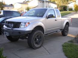 frontier nissan lifted lifted fronty pics page 3 nissan frontier forum