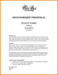 Event Fact Sheet Template Event Letters Letter Template For Sponsorship