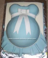 baby showers cakes coolest belly baby shower cake