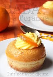 la cuisine de djouza baba au rhum mini savarin à l orange la cuisine de djouza