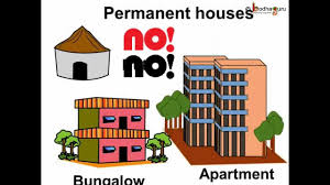 Different Houses by Different Types Of Houses For Kids Project Image Gallery Hcpr