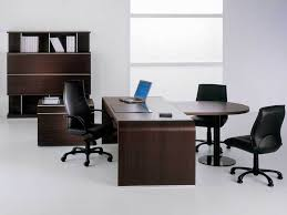 office desk walnut wood office desk designs and colors modern
