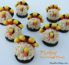 how to make turkey rice krispie treats the finer things in