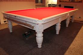 quarter size pool table custom pool tables
