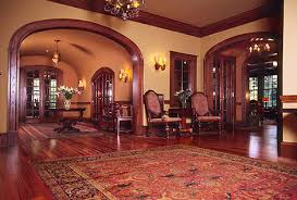 Carpet Color Wall Color English Tudor Interiors Take A Virtual - Tudor home interior design
