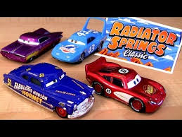 bureau cars disney radiator springs cars toys r us tru diecast disney of bureau