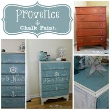 Bedroom Furniture Painted With Chalk Paint Coastal Themed Chest W Custom Graphics U0026 Annie Sloan Chalk Paint