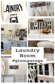 glam garage laundry room a host of things laundry room collage