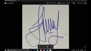 membuat tanda tangan digital gratis cara buat tanda tangan digital di ms word youtube