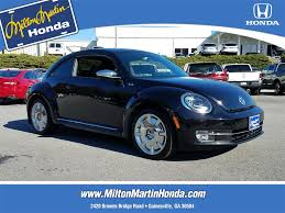 volkswagen bug 2013 volkswagen beetle turbo fender edition for sale cargurus