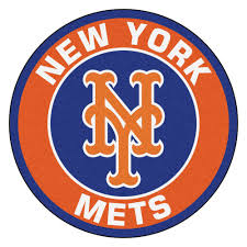 york mets logo roundel mat 27