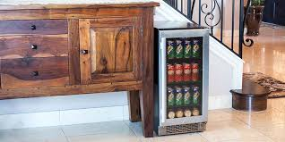 Wine Cabinet With Cooler by Ideas For Installing A Built In Wine Cooler In Your Kitchen