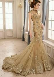 bridal gown golden bridal gown at rs 18000 western wear