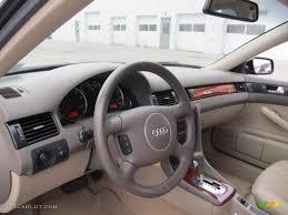 2003 Audi A4 Sedan Audi A6 2003 Interior