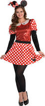 create your own women u0027s minnie mouse costume accessories party city