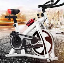 Indoor Bike Stationary Exercise Bicycle Indoor Bike Cycling Cardio Health