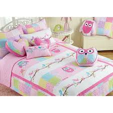 Owl Bedding For Girls by Owl Bedding Set Popular With Additional Small Home Decoration