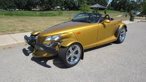 chrysler prowler 2002 chrysler prowler s75 denver 2016