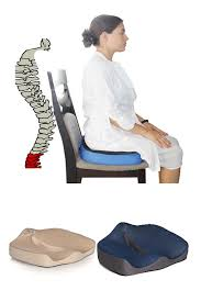 Seat Cushion For Sciatica Coccyx Seat Cushion For Lower Back Pain Tailbone Pain Relief