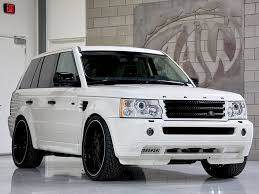 white land rover 24 u2033 range rover sport sc breden forged co2 staggered lip wheels