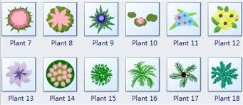 Building Floor Plan Software Free Download Symbols For Building Plan Planting