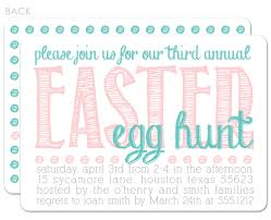 29 beautiful easter invitations card for kids emuroom