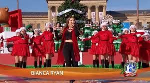thanksgiving day in america bianca ryan why couldn u0027t it be christmas everyday live 2015
