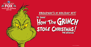 dr seuss how the grinch stole the musical olympia