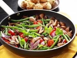 cuisiner haricots verts frais cuisiner haricot vert simple tajine duharicots verts with cuisiner