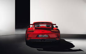 porsche gtr 2017 wallpaper porsche 911 gt3 rear view 2017 4k automotive cars