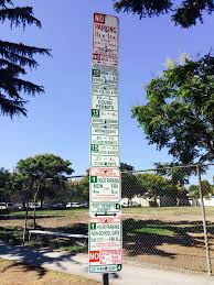 ridiculous u0027 parking signs must go culver city mayor says ktla