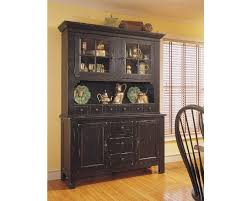 sideboards amusing black china cabinet hutch marvelous black