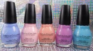 sinful colors spring fever nail polish collection jpg 1280 708