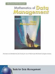 Mcgraw Hill Math Worksheets Mcgraw Hill Data Management Full Textbook Online Spreadsheet