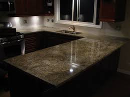 Kitchen Without Backsplash Interior Design - No backsplash