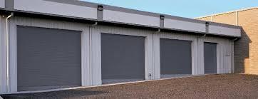 Overhead Door Model 610 Rolling Steel Installations Overhead Door Company