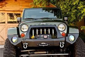 bumpers for jeep rock slide fb f 100 jk rigid front bumper jeep wrangler jk 2007 2013
