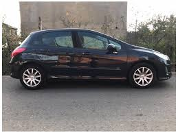 peugeot hatchback 308 used peugeot 308 hatchback 1 6 hdi sr 5dr in london middlesex
