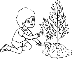 recycling coloring pages for kids recycling symbol outline clip