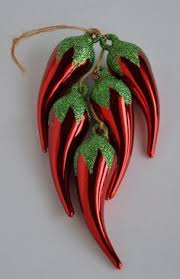 handblown glass chili pepper ornament look dunham and pepper
