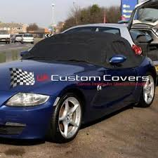 car cover for bmw z4 bmw z4 top roof half cover 094 ebay