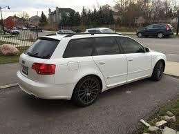 2007 Audi Avant Vwvortex Com Fs 2007 A4 Avant S Line Titanium White Coilovers
