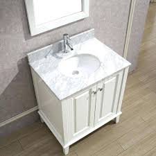 30 Inch Vanity With Drawers Delectable 40 30 Inch Bathroom Vanity Cabinet White Design