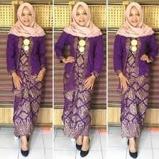 contoh gambar kebaya 80 model kebaya modern batik terpopuler 2018 model baju muslim