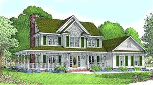 one country house plans with wrap around porch darts design com adorable one country house plans with wrap