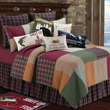 rustic bedding u0026 cabin bedding forest decor